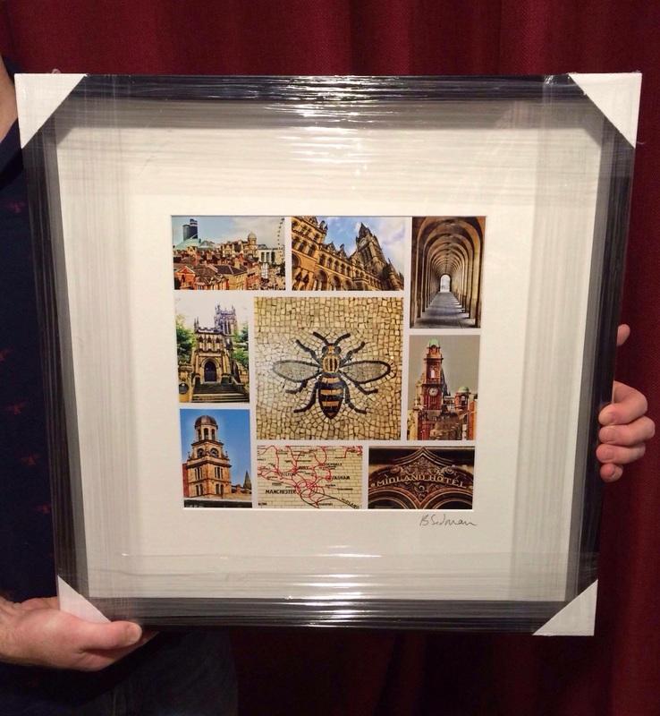 Choose your frame, size & order - Ben Sedman Photography